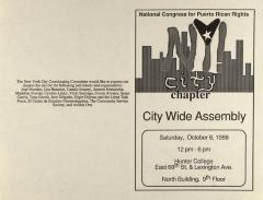 City-Wide Assembly