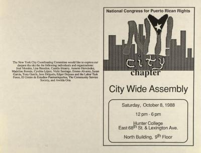 City-Wide Assembly