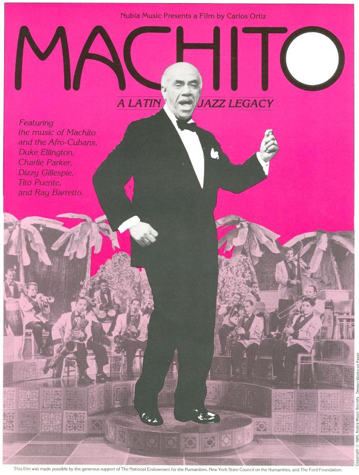 Machito: A Latin Jazz Legacy