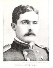 Photo of Captain Victor Blue