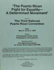 The Puerto Rican Fight for Equality - A Determined Movement