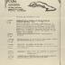 Casa de las Americas - Programa de Noviembre de 1989