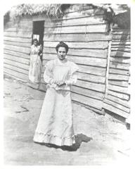 Young women in Puerto Rico