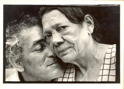 Man and Woman in the South Bronx
