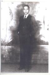 Herman Badillo in Caguas, Puerto Rico