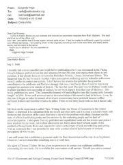 Email from Edgardo Vega to Nation Books