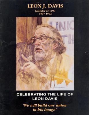 Celebrating the Life of Leon Davis 1907-1992