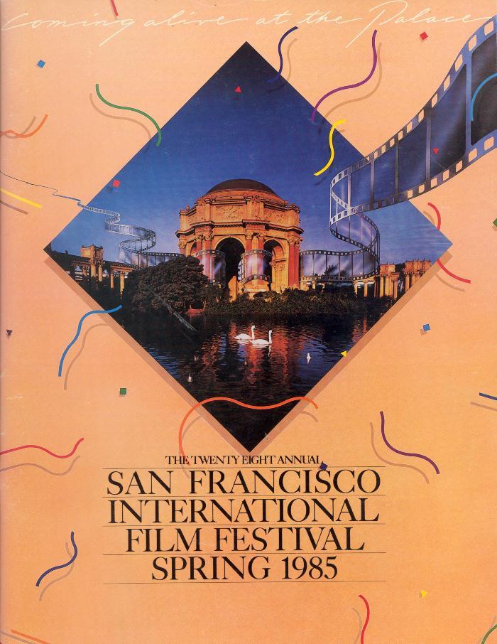28th Annual San Francisco International Film Festival (cover)