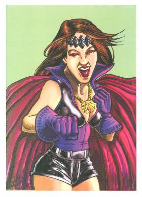 Boriqua Woman illustration