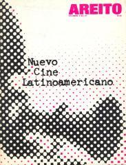 Areito, Vol. X, No. 37: Nuevo Cine Latinoamericano (cover)