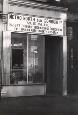 Metro North Sub-Community M.E.N.D. office