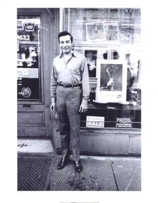 Herman Badillo in New York City