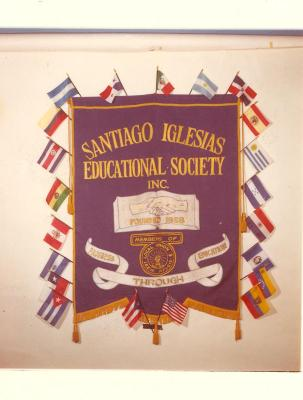 Santiago Iglesias Educational Society Inc. banner