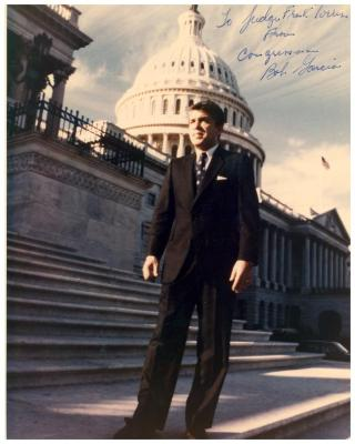 "Photograph of Congressman Robert ""Bob"" Garcia"