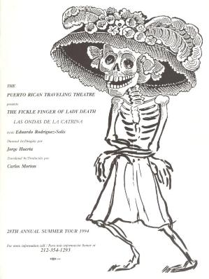 The Fickle Finger of Lady Death / Las Ondas de La Catrina