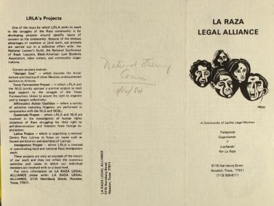 La Raza Legal Alliance