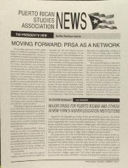 Moving Forward: PRSA as a Network