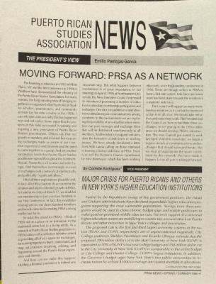Moving Forward: PRSA as a Network