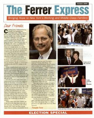 The Ferrer Express