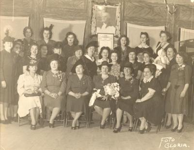 Auxiliary Women League