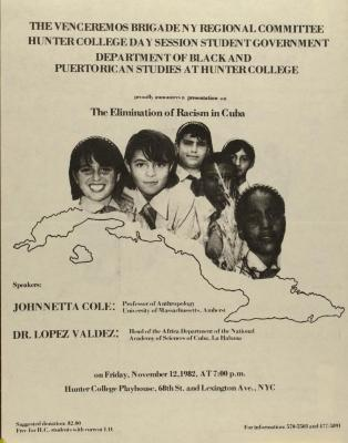 The Elimination of Racism in Cuba