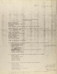 [Conferencia de Historiografia Puertorriqueña / Puerto Rican History Conference - Meeting Outline