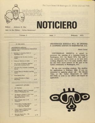 Universidad Boricua - Noticero
