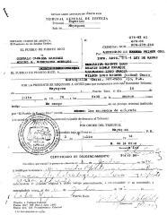 U.S. Court record for El Pueblo de Puerto Rico vs. Gonzalo Cabassa Ramírez & Miguel A. Rodriguez Morales