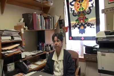Interview with Carmen Febo on June 24, 2016, Segment 1