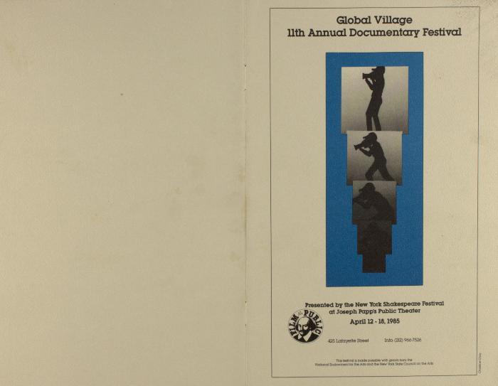 Global Village 11th Annual Documentary Festival
