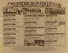 Americas in Focus - A Central American and Caribbean Film Festival