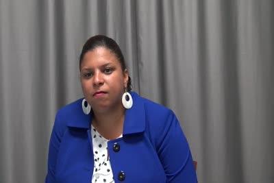 Interview with Brenda Jimenez on August 31, 2016, Segment 2