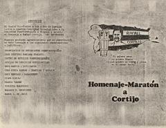 Homenaje-Maratón a Cortijo / Homage-Marathon to Cortijo