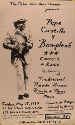 Pepe Castillo y Bomplene