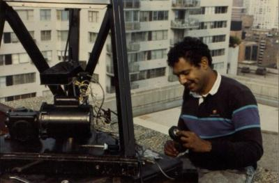 Satellite Communication Equipment Installation for the Center of Puerto Rican Studies at Hunter College