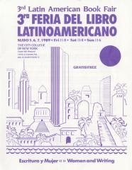 3rd Latin American Book Fair