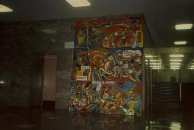 Intercambio – CUNY/University of Puerto Rico Exchange Program - Murals of Rafael Rivera García