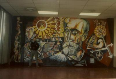 Intercambio – CUNY/University of Puerto Rico Exchange Program - Murals of Rafael Rivera García