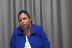Interview with Brenda Jimenez on August 31, 2016, Segment 7
