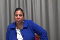 Interview with Brenda Jimenez on August 31, 2016, Segment 9