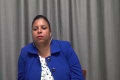 Interview with Brenda Jimenez on August 31, 2016, Segment 4