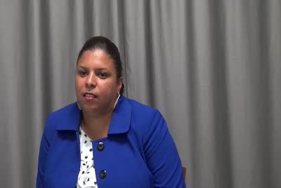 Interview with Brenda Jimenez on August 31, 2016, Segment 8