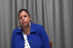 Interview with Brenda Jimenez on August 31, 2016, Segment 3