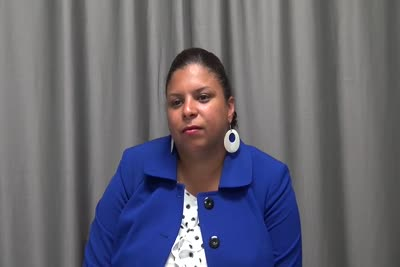 Interview with Brenda Jimenez on August 31, 2016, Segment 6