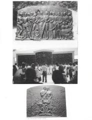 Images of José Buscaglia's Sculpture Designs