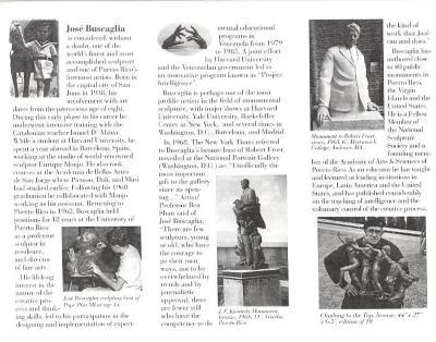 José Buscaglia - Artist Biography