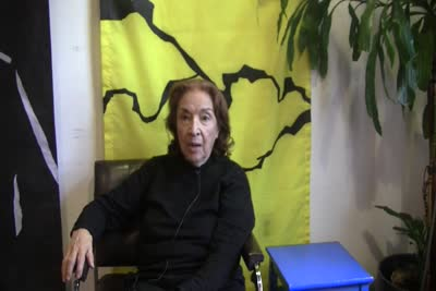 Interview with Miriam Colon on December 20, 2013, Segment 1