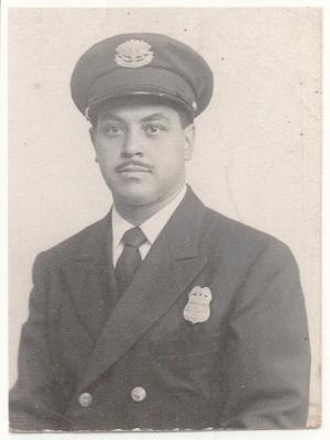 Puerto Rican Jaime Haslip-Peña, U.S. Customs Inspector