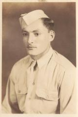 "A Puerto Rican soldier nicknamed ""Gil"" during World War II"