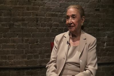 Interview with Miriam Colon on October 10, 2013, Segment 1